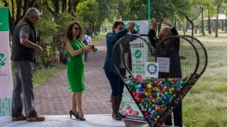 Se une Sedema a recolección de tapitas de plástico a favor de niños con cáncer