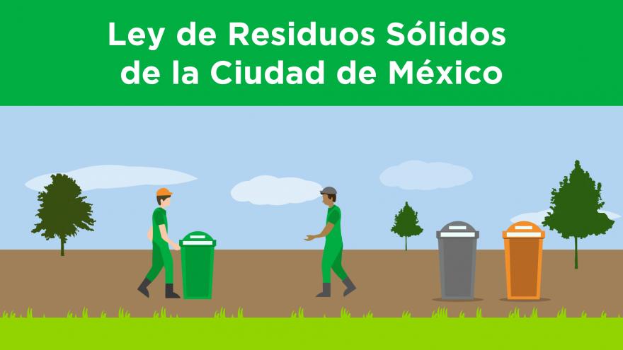 Ley de Residuos Sólidos de la Ciudad de México